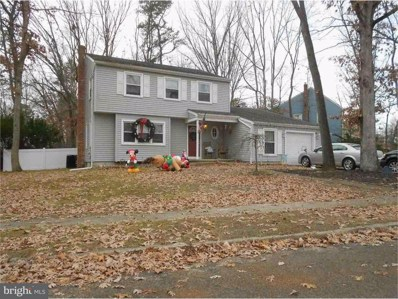 8 Sturbridge Drive, Sicklerville, NJ 08081 - #: 1001756518