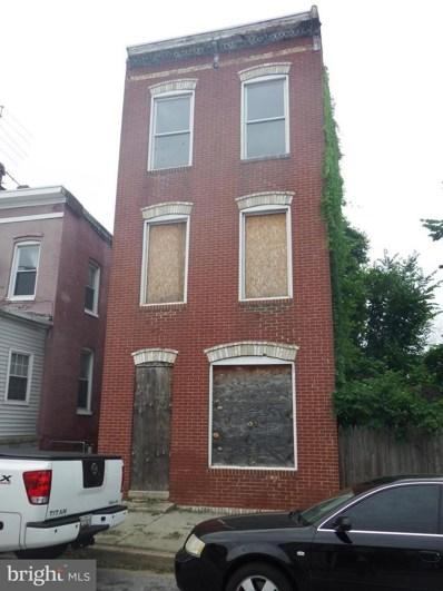 1612 Elmtree Street, Baltimore City, MD 21226 - #: 1001756584