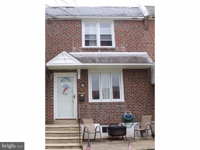 254 Revere Road, Clifton Heights, PA 19018 - MLS#: 1001756836