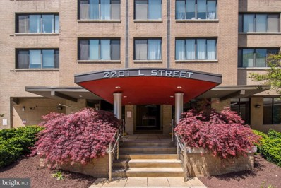 2201 L Street NW UNIT 300, Washington, DC 20037 - MLS#: 1001756856