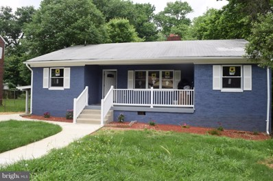 1907 Gaylord Drive, Suitland, MD 20746 - MLS#: 1001757634