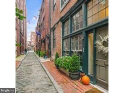 125 Cuthbert Street UNIT A, Philadelphia, PA 19106 - MLS#: 1001757652