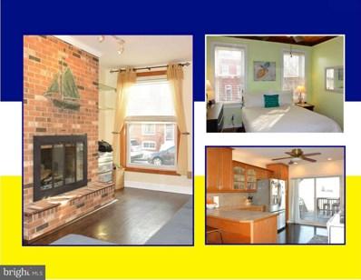 640 Harvey Street, Baltimore, MD 21230 - MLS#: 1001757916