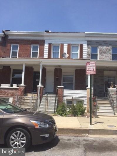 2518 Lauretta Avenue, Baltimore, MD 21223 - MLS#: 1001758066