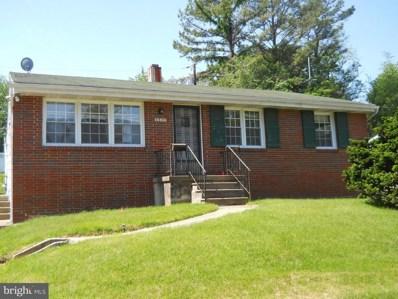 8807 Stephanie Road, Randallstown, MD 21133 - MLS#: 1001758154