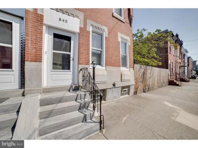845 E Ontario Street, Philadelphia, PA 19134 - #: 1001758200