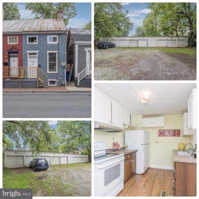 465 South Street, Frederick, MD 21701 - MLS#: 1001758222