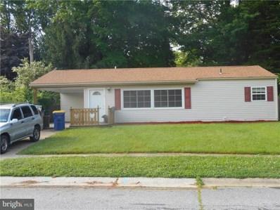 10 Edgewood Road, Dover, DE 19901 - MLS#: 1001758734