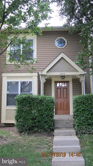 2802 Schoolhouse Circle, Silver Spring, MD 20902 - MLS#: 1001759084