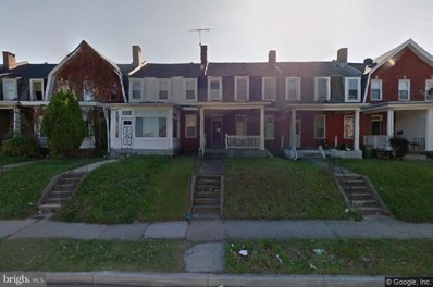 3431 Liberty Heights Avenue, Baltimore, MD 21215 - MLS#: 1001759680
