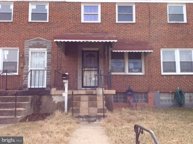 4839 Bowland Avenue, Baltimore, MD 21206 - MLS#: 1001759844