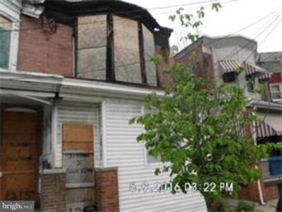 1217 Jackson Street, Camden, NJ 08104 - MLS#: 1001760055