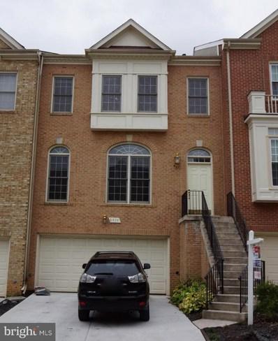 8434 Bells Ridge Terrace, Potomac, MD 20854 - MLS#: 1001760468