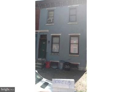 206 Elm Street, Camden, NJ 08102 - MLS#: 1001761057
