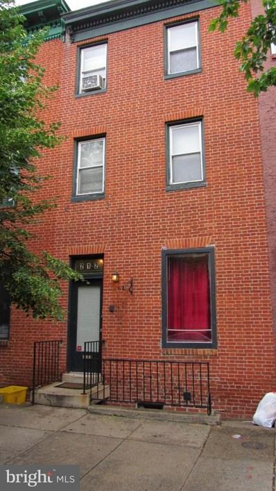 212 W. Read Street, Baltimore, MD 21201 - MLS#: 1001761634