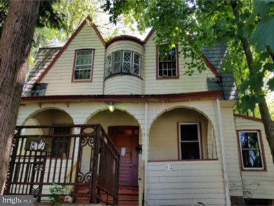 812 Edgewood Avenue, Trenton, NJ 08618 - MLS#: 1001763153
