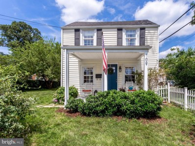 109 Brookside Drive, Arlington, VA 22201 - MLS#: 1001763792