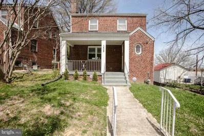 308 Quackenbos Street NE, Washington, DC 20011 - MLS#: 1001763860