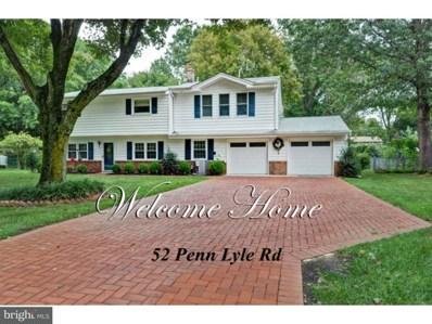 52 Penn Lyle Road, Princeton Junction, NJ 08550 - MLS#: 1001763871