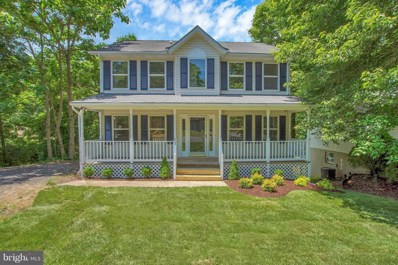 929 Golden West Way, Lusby, MD 20657 - MLS#: 1001764958