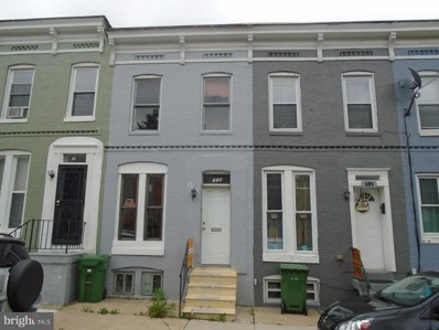 253 Bruce Street N, Baltimore, MD 21223 - #: 1001767502