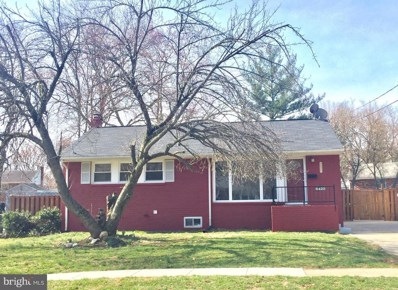 6422 Jodie Street, New Carrollton, MD 20784 - MLS#: 1001767504