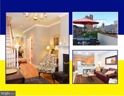 14 Montgomery Street E, Baltimore, MD 21230 - MLS#: 1001767850