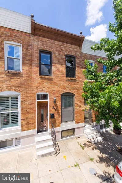 642 Curley Street S, Baltimore, MD 21224 - #: 1001768278