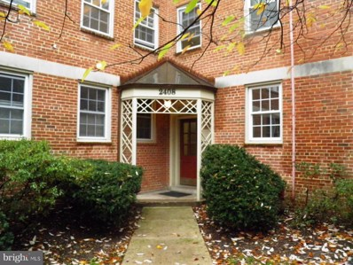 2408 Colston Drive UNIT C-102, Silver Spring, MD 20910 - MLS#: 1001768396