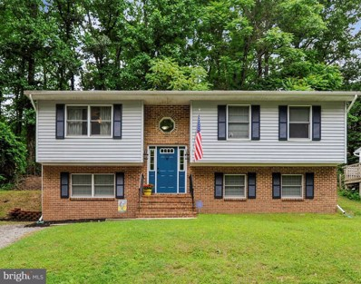 1405 South Harbor Drive, Saint Leonard, MD 20685 - MLS#: 1001768502