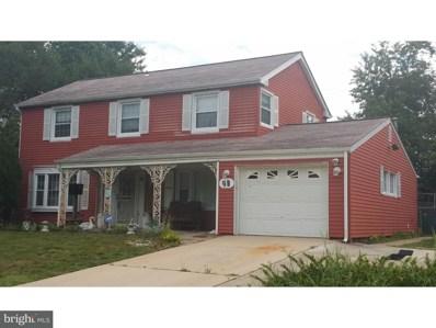 25 Belmont Lane, Willingboro, NJ 08046 - MLS#: 1001769239