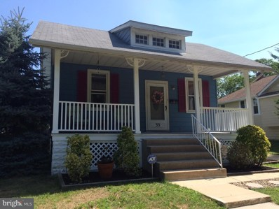 33 Oakland Avenue, Audubon, NJ 08106 - MLS#: 1001770933