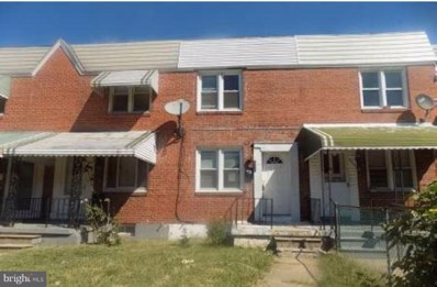2041 Grinnalds Avenue, Baltimore, MD 21230 - MLS#: 1001773807
