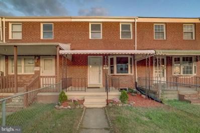 7425 Saint Patricia Court, Baltimore, MD 21222 - MLS#: 1001774251