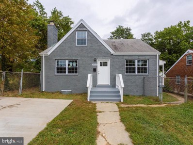 4004 Dent Street, Capitol Heights, MD 20743 - MLS#: 1001775183