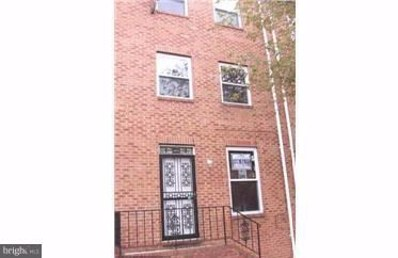 1405 Aisquith Street, Baltimore, MD 21202 - MLS#: 1001775197