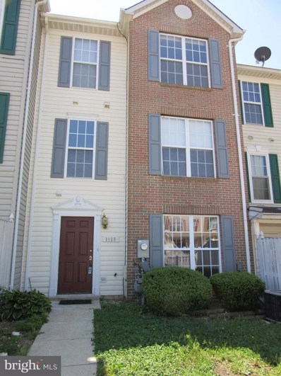 1816 Triple Feather Road UNIT 84, Severn, MD 21144 - MLS#: 1001776534