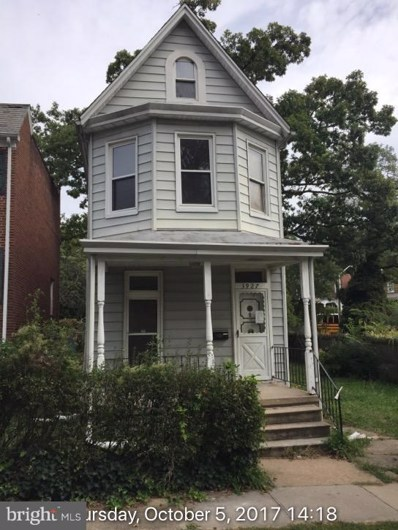 3927 Frisby Street, Baltimore, MD 21218 - MLS#: 1001776853
