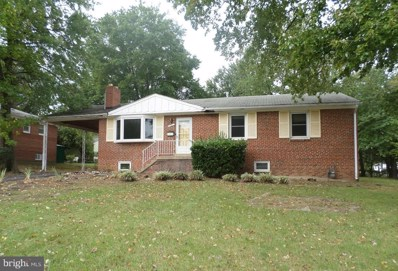 4401 Reamy Drive, Suitland, MD 20746 - MLS#: 1001777539