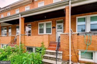 448 Elrino Street, Baltimore, MD 21224 - MLS#: 1001779118