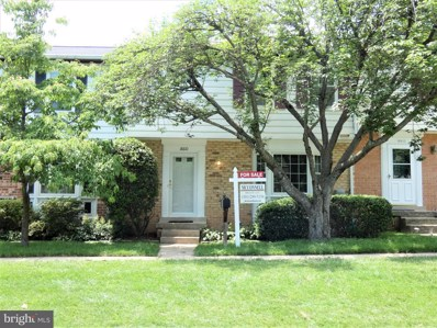 18610 Chickadee Lane, Gaithersburg, MD 20879 - MLS#: 1001779188