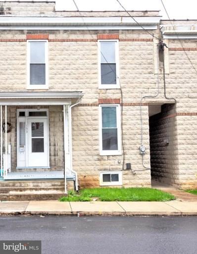 153 McKinley Street, Chambersburg, PA 17201 - MLS#: 1001779868