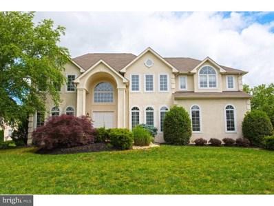 8 Hunters Creek Circle, Mullica Hill, NJ 08062 - #: 1001779954
