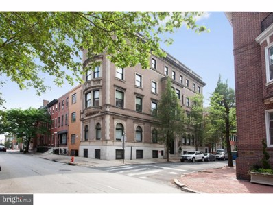 2100 Delancey Place UNIT 1, Philadelphia, PA 19103 - MLS#: 1001780002