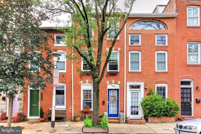 1112 Battery Avenue, Baltimore, MD 21230 - #: 1001780032