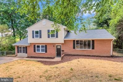 10310 Hillside Lane, Fredericksburg, VA 22408 - MLS#: 1001780074