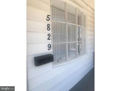 5829 Walton Avenue, Philadelphia, PA 19143 - MLS#: 1001781484