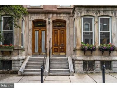 2217-19 Delancey Place UNIT 2, Philadelphia, PA 19103 - MLS#: 1001781492