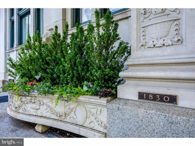 1830 Rittenhouse Square UNIT 17B, Philadelphia, PA 19103 - MLS#: 1001784038