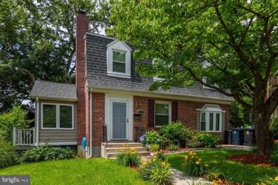 2013 Wardman Road, Hyattsville, MD 20782 - MLS#: 1001784046